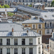 Paris roofs and cityview — Stock Photo #46707207