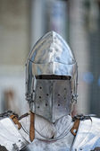 Ancient medieval armor — Foto Stock