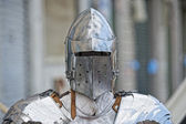 Ancient medieval armor — Stock Photo