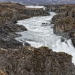 Godafoss waterfall in iceland — Stock Photo #47631077