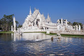 White Temple — Stock Photo