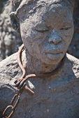 Against Slavery — Stock Photo
