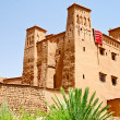 Kasbah of Ait ben Haddou - Stock Photo
