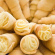Creamy pastry rolls — Stock Photo #19739123