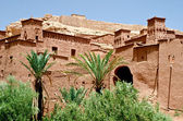 Morocco, Ait ben Haddou fortress — Stock Photo