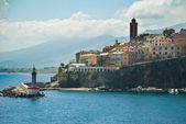 France, view of Bastia — Stock Photo