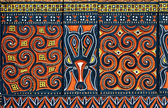 タナ ・ トラジャ地方の伝統的なデザイン — ストック写真