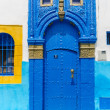 MoroccBlue Door — Stock Photo #26701593