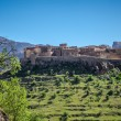 Stock Photo: Ancient Kasbah in south Morocco