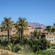 Morocco, Village in the Anti-Atlas mountains — Stock Photo