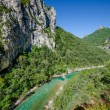 Gorges du verdon, france — Stock Photo