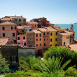 Ancient village of Tellaro, Italy — Stock Photo