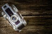 Old analog Camera — Stock Photo