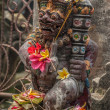 Stock Photo: Bali, statue of god