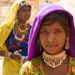 Jaisalmer beauty — Stock Photo