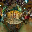 Stock Photo: Istanbul grand bazaar