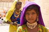 Jaisalmer beauty — Foto Stock