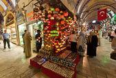 Istanbul bazaar — Stock Photo