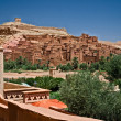 Stock Photo: Fort of Ait Ben Haddou, Morocco