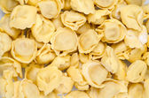 Fresh tortellini pasta — Stock Photo