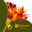 Autumn background — Stock Vector #16784847