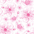 Royalty-Free Stock Vector Image: Seamless spring background