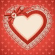 Background on Valentines Day - Imagens vectoriais em stock