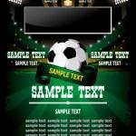 ������, ������: Soccer poster