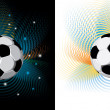 Royalty-Free Stock Vector Image: Soccer background. Vector.