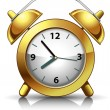 Alarm Clock - Stock Vector