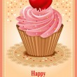 Royalty-Free Stock Vector Image: Postcard on Valentine\'s Day
