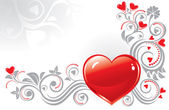 Valentine?s background — Stock Vector