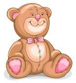 Teddy Bear toy — Stock Vector
