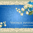 Stock Vector: Vintage background