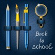 Back to school — Stock Vector #28125563