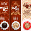 Coffee labels — Stock Vector #29990079