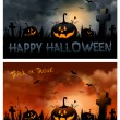 Stock Vector: Halloween