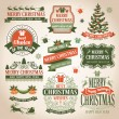 Christmas collection — Stockvector  #32340799