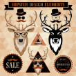 Hipster set — Stock Vector #32764901