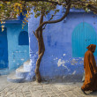 Stock Photo: Chefchaouen medina