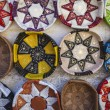 Stock Photo: Leather handicrafts
