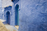 Chefchaouen medina — Stock Photo