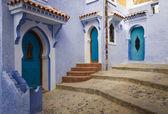 Chefchaouen medina — Stock Photo