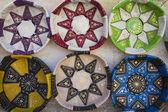 Leather handicrafts — Stock Photo