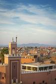 Medina of Marrakesh — Stock Photo