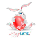 Easter greeting — Stock Vector