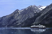 Cruise Alaska — Stock Photo
