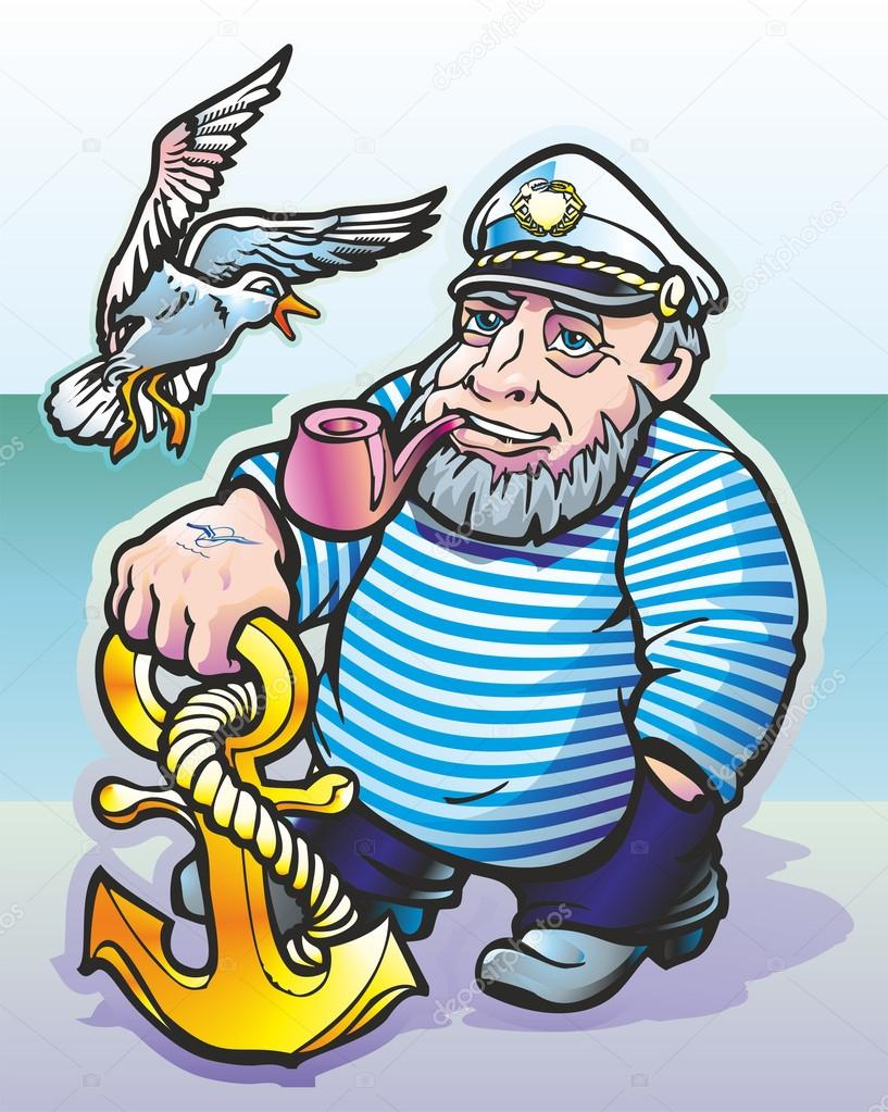 Поздравление с днем моряка шуточное