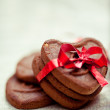 Love cookie — Stock Photo #19216961