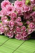 Buquê rosa — Fotografia Stock